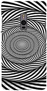 PrintVisa 3D-OP2-D7939 Pattern Abstract Case Cover for OnePlus 2
