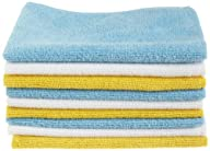 AmazonBasics Microfiber Cleaning Cloth – 48 Pack