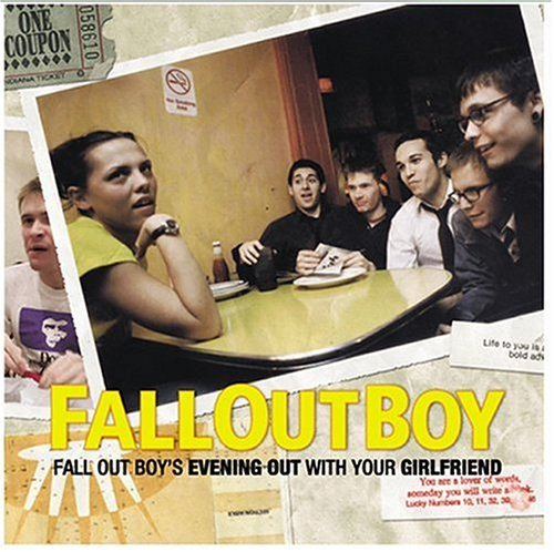 Evening Out With Your Girl by Fall Out Boy (2003-02-25)