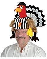 Plush Referee Turkey Hat