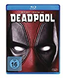 #1: Deadpool [Blu-ray]