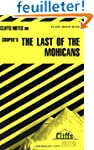 Cliffsnotes Last of the Mohicans