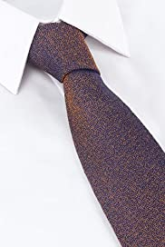 Savile Row Inspired Pure Silk Spotted Tie