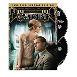 The Great Gatsby (Two-Disc Special Edition DVD + UltraViolet)