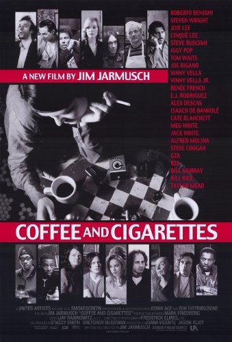 Coffee and Cigarettes - Movie Poster - 11 x 17