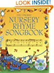 Nursery Rhyme Songbook With Cd