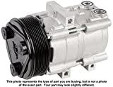 Brand New Ac A/C Compressor & Clutch For Cadillac Isuzu Olds And Acura - BuyAutoParts 60-00900NA New