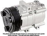 Remanufactured Genuine Oem A/C Ac Compressor & Clutch For Honda And Isuzu - BuyAutoParts 60-01337RC Remanufactured