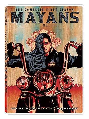 DVD : Mayans M.c. Season 1 (4 Discos)
