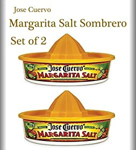 Jose Cuervo Margarita Salt -2 Packs / 6.25-ounce Tubs
