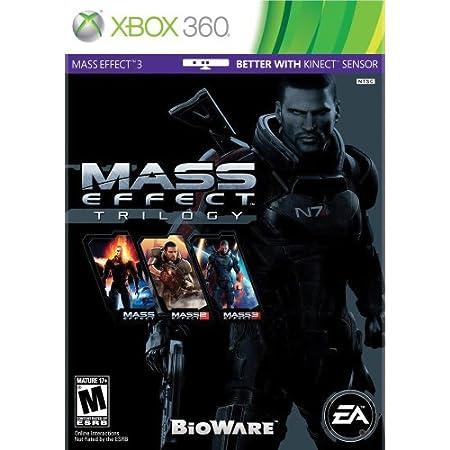 Electronic Arts Mass Effect Trilogy X360 19805