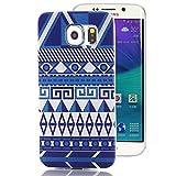 Samsung Galaxy S6 Edge Case, Ludan Dream Catcher Series Painted Totem Premium Slim TPU Flexible Soft Back Case Cover for 5.1 inches Samsung Galaxy S6 Edge G9250