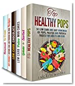 Ice Cream and Mug Desserts Box Set (6 in 1): Over 200 Healthy Ice Pops, Gelato, Sorbet, Paleo Mug Cakes, Puddings, Chocolate and Many Other Healthy Summer Treats