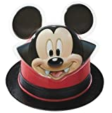 Mickey Mouse Vampire Small Cake Topper 2pc