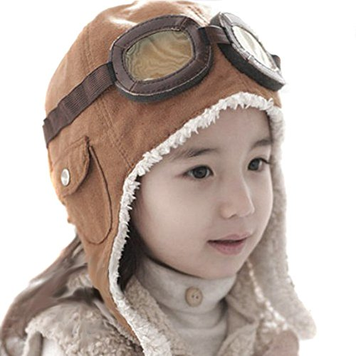 Aviator Fleece Warm Hat