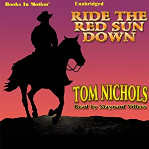 Ride the Red Sun Down Audiobook
