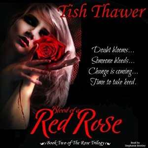 Blood of a Red Rose, Volume 2 Audiobook