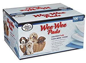 Four Paws Wee-Wee Pads Standard 22