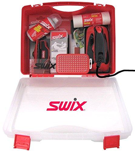 """SWIX Alpin-Komplett-Set """"MASTER"""" - 12-teilig mit Koffer"""