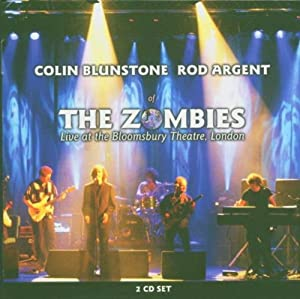 Live at the Bloomsbury Theatre