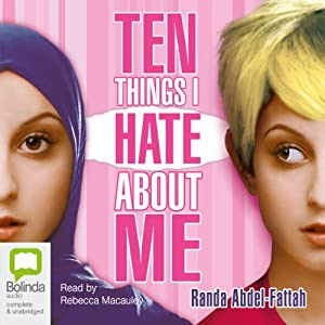 Ten Things I Hate About Me Audiobook