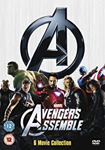 Marvel's The Avengers 6-Movie Collection [DVD] [2008]