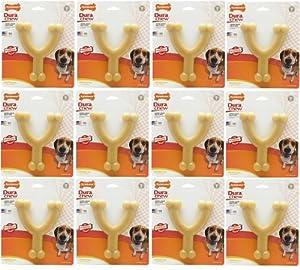 Nylabone Dura Chew Wishbone Original Wolf 6