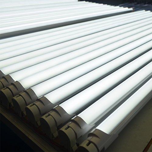 WYZM(TM) 25pcs 18Watt 4-foot T8 T10 T12 LED Tube