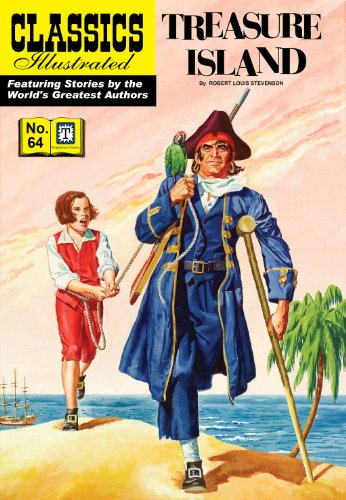 Stevenson, R. L. - Treasure Island: Classics Illustrated