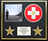 EMINEM/CD DISPLAY/LIMITED EDITION/COA/RECOVERY