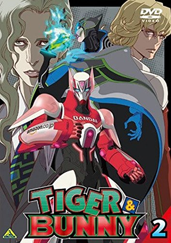 TIGER & BUNNY タイガー&バニー 2 (#05~#07) [レンタル落ち]