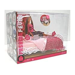 Barbie Fashion Fever Sweet Dreams Bed
