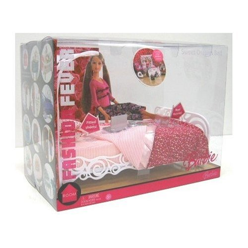 Barbie Fashion Fever Sweet Dreams Bed front-1061188