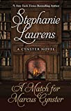 A Match for Marcus Cynster (A Cynster Novel)