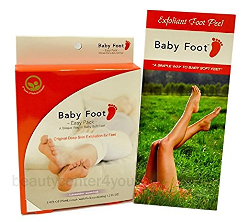 Baby Foot Scented Foot Care, Lavender, 2 Count (Baby Feet Foot Treatment compare prices)