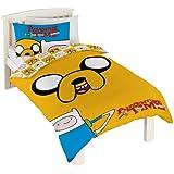 Adventure Time Jake Single Duvet Cover Set