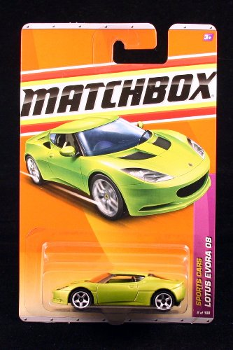 lotus-evora-08-green-sports-cars-series-8-of-13-matchbox-2011-basic-die-cast-vehicle-8-of-100