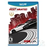 Need For Speed Most Wanted (Nintendo Wii U)