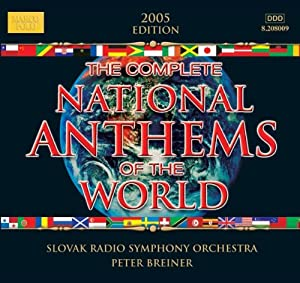 Nationalhymnen der Welt