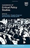 img - for Handbook of Critical Policy Studies (Handbooks of Research on Public Policy series) book / textbook / text book