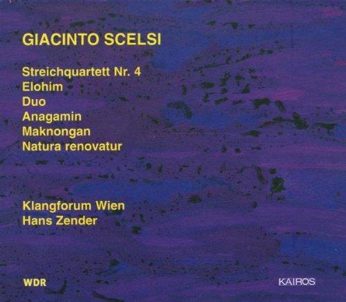 Music Of Giacinto Scelsi
