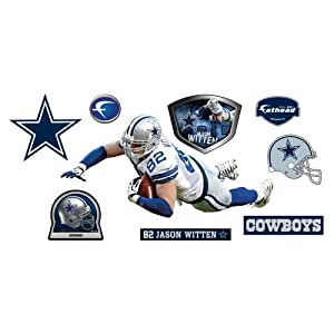 Jason Witten Dallas Cowboys Wall Decal Home