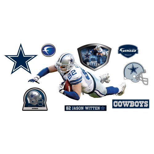 Jason Witten Dallas Cowboys Wall Decal