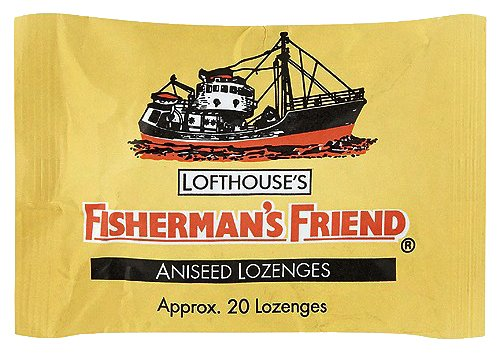 Fisherman's Friend Lozenges Aniseed 25g