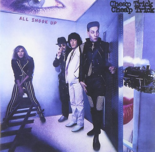 cheap trick all shook up Description the 5th studio album by cheap trick was released in 1980 and introduced the cooperation with beatles producer george martin and geoff emerick.