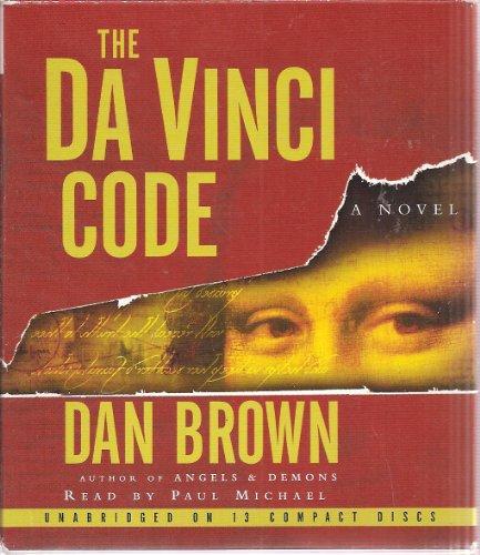 The Da Vinci Code Unabridged on 13 Compact Discs PDF