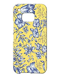 Pick Pattern Back Cover for Htc M/9