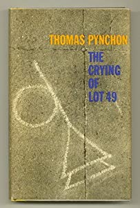 "Cover of ""The Crying of Lot 49"""