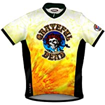 Grateful Dead - Bertha Cycling Jersey