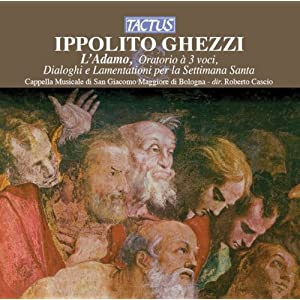 【クリックで詳細表示】L'Adamo Dialoghi e Lamentazioni: 音楽